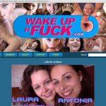 Become Wakeup N Fuck Member