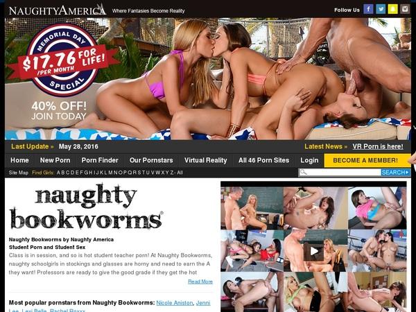 Promo Code Naughty Bookworms