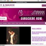 User Rubyandmaxxx.modelcentro.com