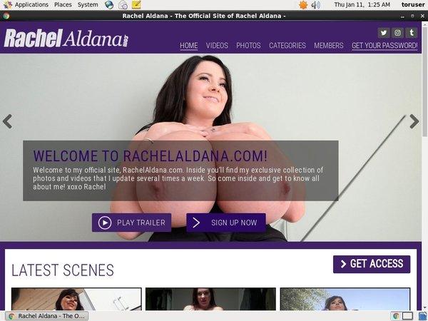 Rachel Aldana Canadian Dollars