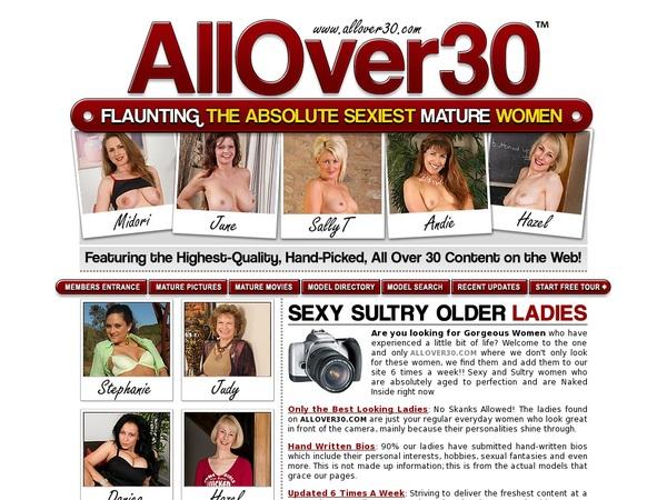 Trial Membership Allover30original Free