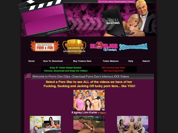 Subscribe To Porno Dan Clips